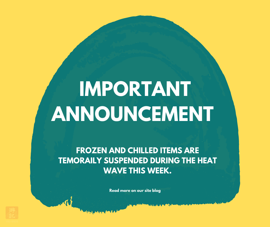 Delay for Frozen & Chilled Orders
